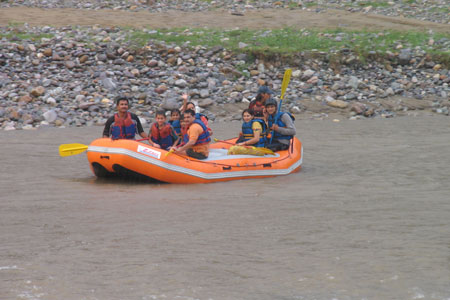 River-Rafting-corbett-national-park